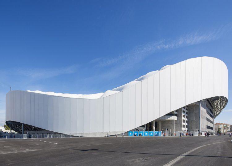 Esterno stadio Velodrome