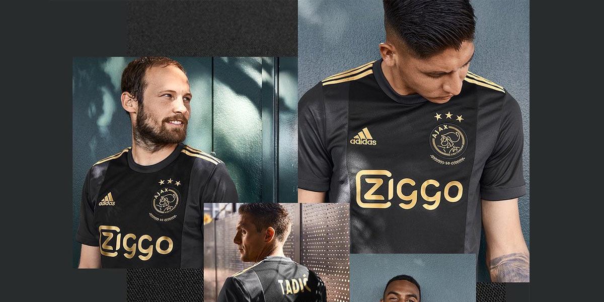 Terza maglia Ajax 2020-21 Coppe