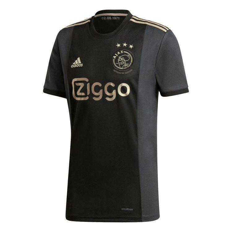 Maglia Ajax Coppe Europee 2020-21