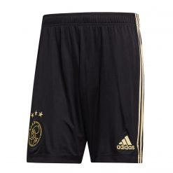 Pantaloncini Ajax neri 2020-21