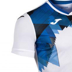 Grafica nerazzurra maglia Atalanta bianca