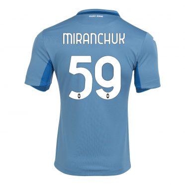 Terza maglia Atalanta Miranchuk 59
