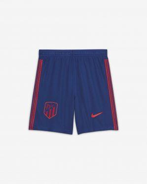 Pantaloncini Atletico Madrid blu 2020-21