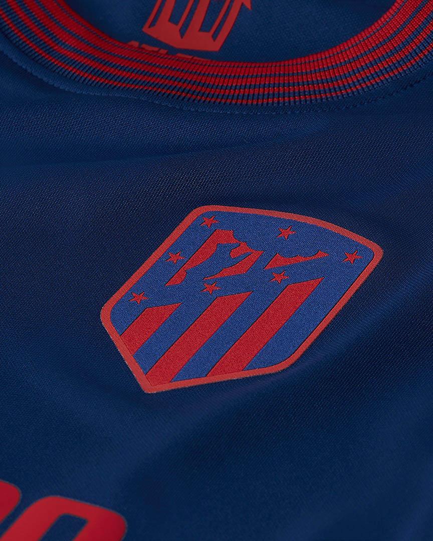 Seconda e terza maglia Atletico Madrid 2020-2021 Nike