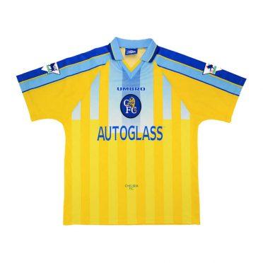 Chelsea away maglia 1997-98