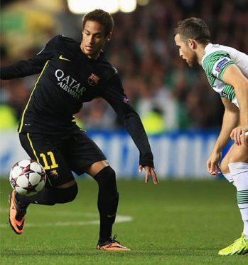 Terza maglia Barcellona 2013-14