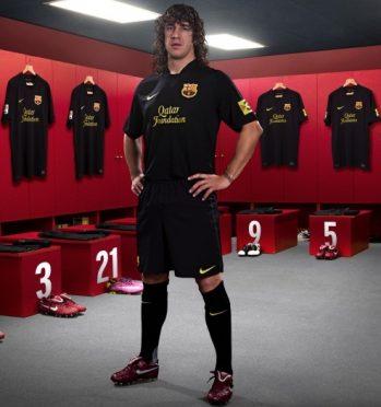 Barcellona maglia away 2011-12