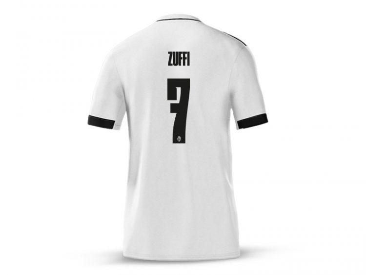 basilea maglia away 2020-2021 retro zuffi
