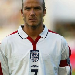 Beckham 2003 Inghilterra