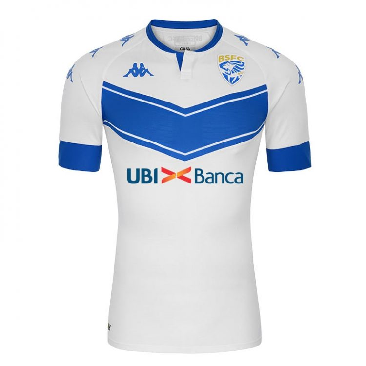 Seconda maglia Brescia 2020-2021