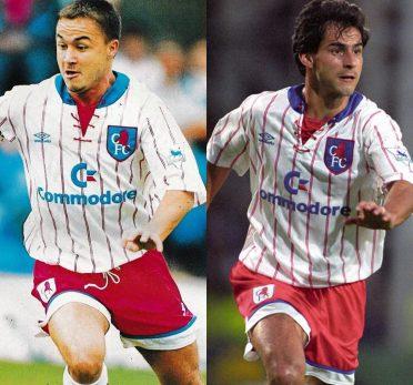 Maglia Chelsea 1992-1994 trasferta