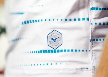 Terza maglia Cittadella 2020-2021 logo Mizuno