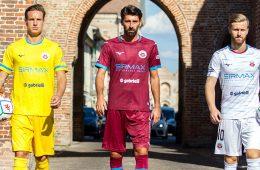 Le nuove maglie del Cittadella 2020-2021