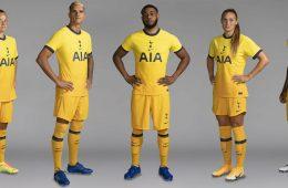 Terza divisa Tottenham 2020-2021 Nike