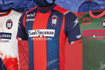 Maglie Crotone 2020-2021 Serie A Zeus