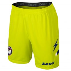 Pantaloncini gialli Crotone 2020-21 portiere