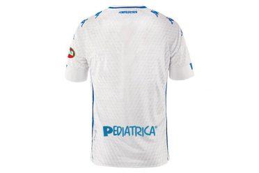 Seconda maglia Empoli 2020-21 retro