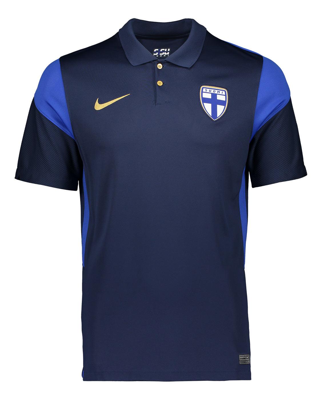 Maglie Finlandia 2020-2021, la prima volta agli Europei con Nike