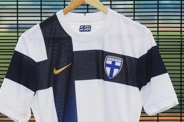 Maglie Finlandia 2020-2021 Nike