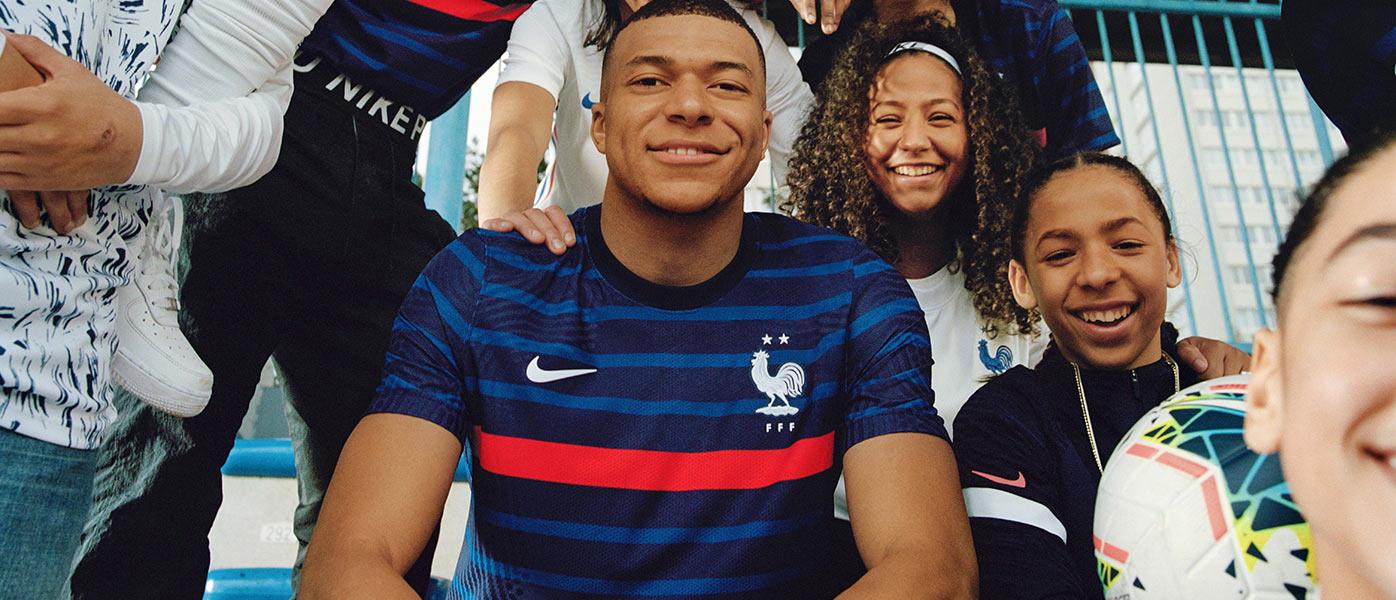 Nuova maglia Francia 2020-2021