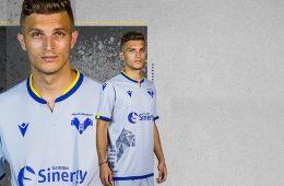 Hellas Verona terza maglia 2020-21
