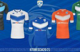 Maglie Brescia 2020-2021 Kappa