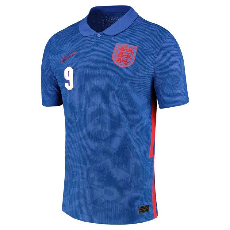 Seconda maglia Inghilterra 2020-21
