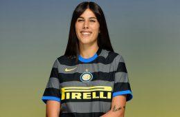 La terza maglia dell'Inter 2020-21 Nike