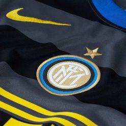 Stemma ricamato, Inter terza maglia