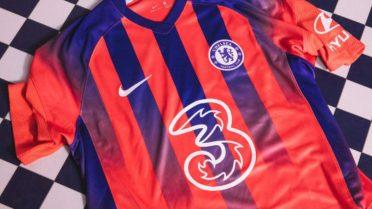 Nuova terza maglia Chelsea 2020-21