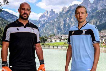 Lazio Champions League nuove maglie