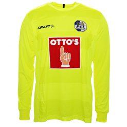lucerna maglia portiere gialla 2019-2021