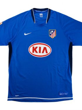 Seconda maglia Atletico Madrid 2007-2008
