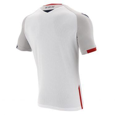 Seconda maglia Bologna 2020-2021 retro