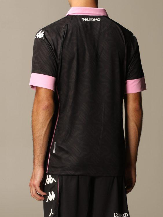 Seconda maglia Palermo 2020-2021 retro