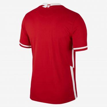 Seconda maglia Polonia 2020-2021 retro rossa