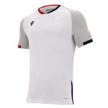 Seconda maglia Bologna 2020-2021
