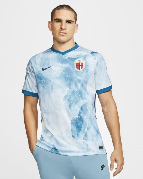 Seconda maglia Norvegia 2020-21