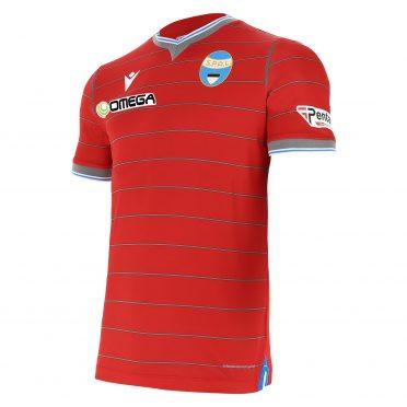 Seconda maglia Spal 2020-2021 rossa