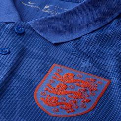 Colletto maglia Inghilterra away