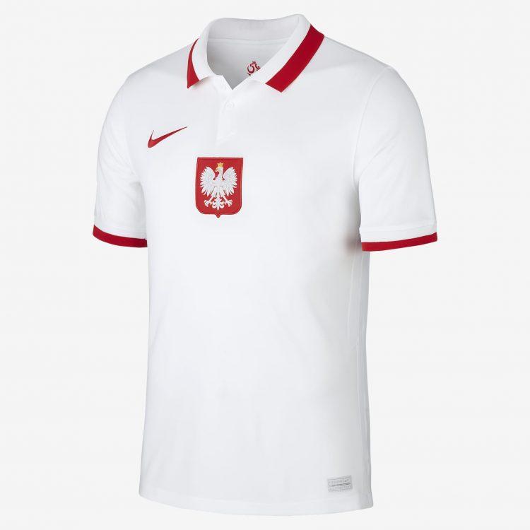 Maglia Polonia 2020-2021 Nike
