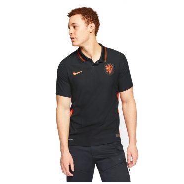 Seconda maglia Olanda 2020-21 nera