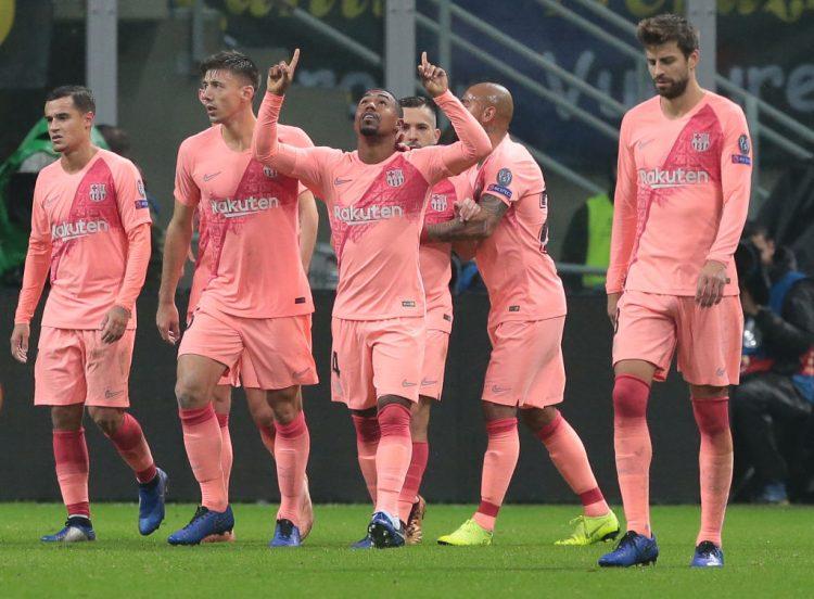 Terza maglia Barcellona 2018-2019