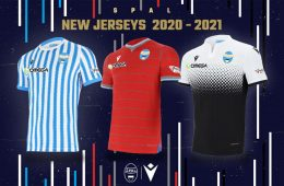 Nuove maglie SPAL 2020-2021 Macron