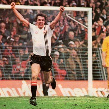 Maglia Manchester United Admiral 1979