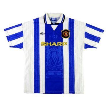 Maglia away Manchester United 1995-96 Umbro