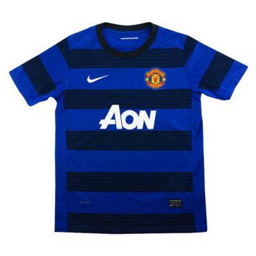 Maglia Manchester United away 2011-12 Nike