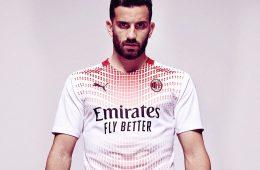 Nuova maglia Milan ispirata Mudec