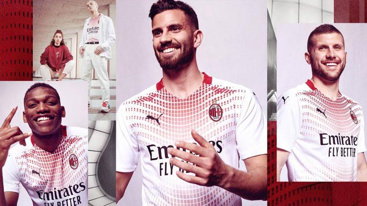 Milan divisa away 2020-2021 Puma