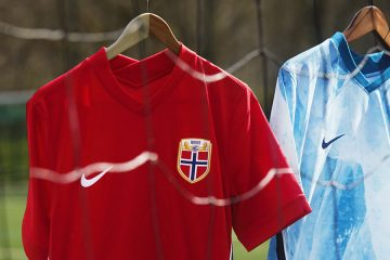 Maglie Norvegia Nike 2020